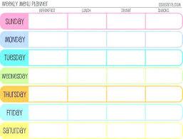 Running Calendar Template Shiftevents Co