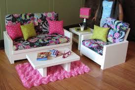 American Girl Living Room Set – Modern House