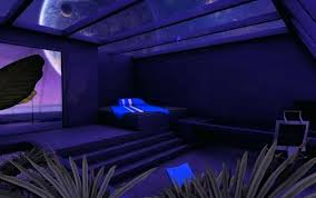futuristic room decor bedroom best dream house living15 room