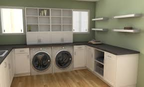 Small Laundry Renovations Laundry Room Cabinet Design