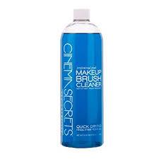 amazon cinema secrets professional makeup brush cleaner 32 oz beauty