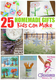 15 Homemade Christmas Gifts That Kids Can Make  ParentMapHomemade Christmas Gifts That Kids Can Make