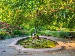 enchanting gardens in nyc plus secret