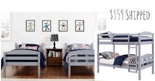 better homes gardens leighton twin bunk bed