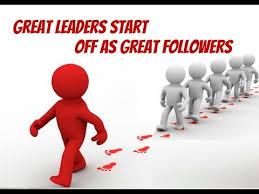 leadership vs followership a false dichotomy followership a false dichotomy