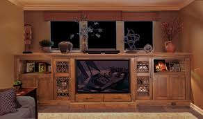 In Wall Entertainment Cabinet Custom Cabinets Orlando Built In Closet Tv Wall Units
