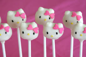 10 Hello Kitty Cake And Cupcakes And Cake Balls Pictures Photo