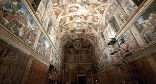 1920x1080 paintings michelangelo chapel sistine wallpaper 180