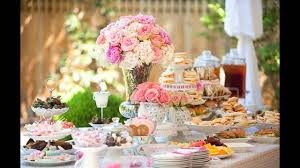 Kitchen Tea Themes Best Tea Party Bridal Shower Ideas Youtube