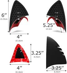 What's it going to look like on a simpson bandit? Cat Ear Helmet Upgrade Easy Peel And Stick Helmet Accessory With 5 Colored Decals Included Sports Outdoors Amazon Com