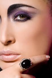 high fashion makeup technique photos