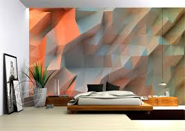 create the atmosphere of love nature romance forever in your bedroom by just putting up 3d wallpaper over the headboard wall it is like look diffe