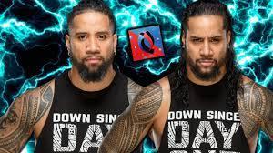 WWE 2K20 - Jimmy Uso vs Jey Uso - YouTube