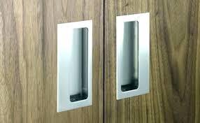 sliding door pulls recessed flush pulls for sliding doors flush pocket door pulls closet door flush sliding door pulls