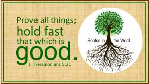 Image result for 1 thessalonians 5:21