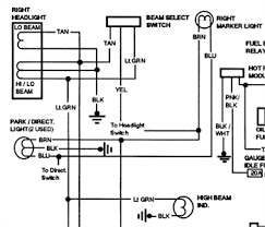 highbeam wiring diagram standard headlight wiring diagram wiring diagrams and schematics headlight dimmer switch wiring diagram leviton 3 way