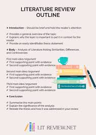 Literature Review Outline Professional Literature Review Outline Example