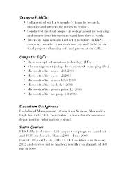 Power Word For Resumes Cover Letter Power Words Sample Professional Resume