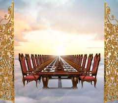 Image result for heaven reception feast
