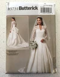 Bridal Sewing Patterns Custom Inspiration
