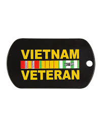 Dog Tag Size Chart Rothco 8984 Dog Tag Vietnam Veteran