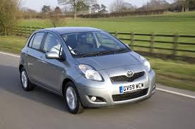 Toyota Yaris 1.3 VVT-i TR first UK drive