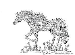 Best Of Horse Coloring Pages To Print Or Horse Coloring Pages