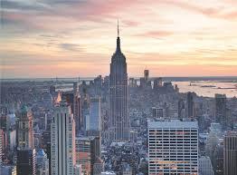 New York Skyline Wallpaper For Bedroom New York Skyline Wallpaper Mural Departments Diy At Bq