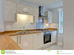 Modern Fitted Kitchen Stock Photography Image - Fitted kitchens