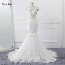 Best value Mermaid Cut <b>Wedding</b> Gown – Great deals on Mermaid ...