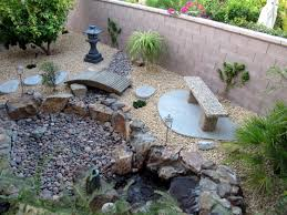 Small Picture Rock Garden Patio Ideas Garden Design Ideas