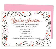 50th Wedding Anniversary Invitations Templates Free