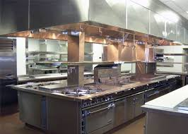 Kitchen Design For Restaurant Custom Decorating Design