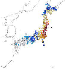 東日本 大 地震 震度