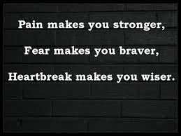 Stronger Quotes Adorable Stronger Braver Wiser
