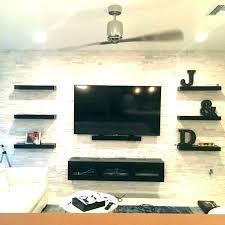 floating wall shelf under tv under shelf interiors floating shelf medium size of wooden floating shelf