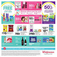 Walgreens Deer Park Tx Walgreens Flyer 10 06 2019 10 12 2019 Weekly Ads Us