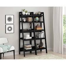 arresting wooden ladder shelf small