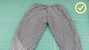 Make Pants How To Make A Pair Of Pants With Pictures Wikihow