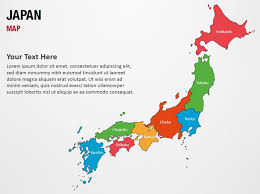 powerpoint map templates japan map powerpoint map slides japan map map ppt slides