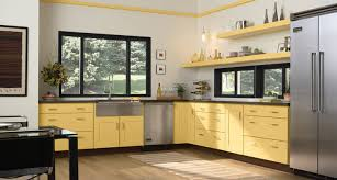 kitchens with painted cabinetsKitchen Cabinets Kitchen Cabinetry  Mid Continent Cabinetry