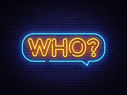 Image result for who?