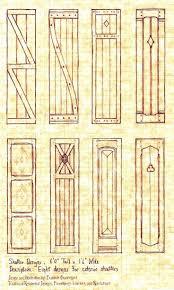 Best  Shutters Ideas On Pinterest Exterior Shutters House - Exterior shutters uk