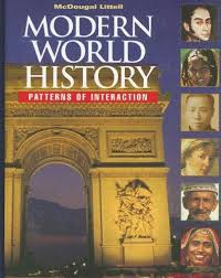 World History Patterns Of Interaction Pdf Mesmerizing Modern World History Textbook