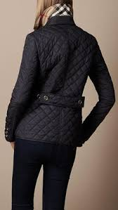 Burberry Quilted Jacket | fashion.obsessed. | Pinterest | Burberry ... & Cinched Waist Quilted Jacket | Burberry Adamdwight.com