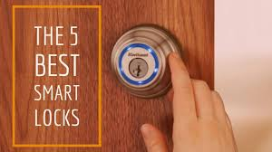 wifi front door lock5 Best Smart Locks for Your Home  Techlicious