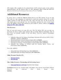 Apa Footnote Example Sample Paper Apa Format Footnotes Ruckwingradax Site