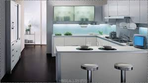 Small Kitchen Apartment Additional Hidden Storage Door For Plates Small Kitchen Decorating