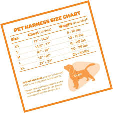Voyager Harness Size Chart Voyager All Weather No Pull Step In Mesh Dog Harness With Padded Vest Best Pet