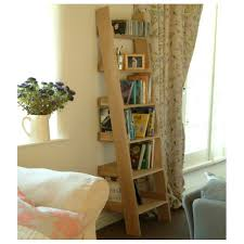 raw oak shelf ladders 2 widths free delivery offer